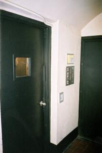 Crime Scene Elevator & Stairs